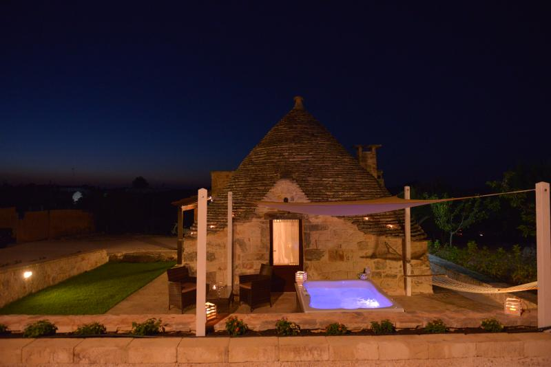 Trulli Soave, vacation rental in Coreggia