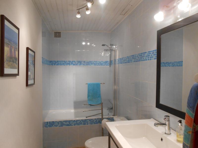 Gite bathroom