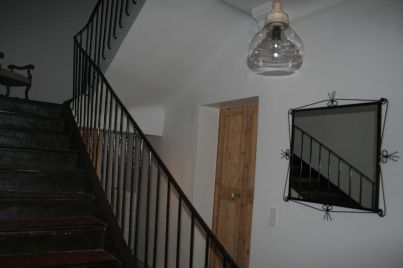 Provencal staircase