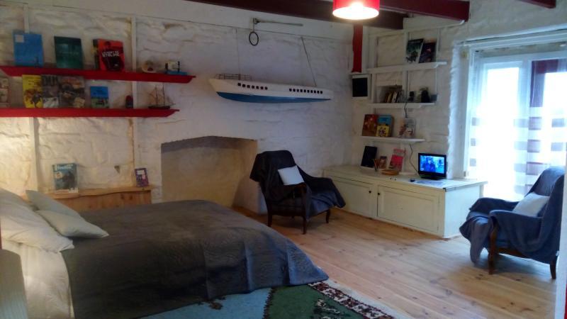 petite maison cosy, alquiler de vacaciones en Langoat