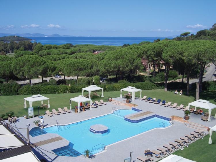 Appartamenti Golf Hotel Punta Ala, location de vacances à Punta Ala