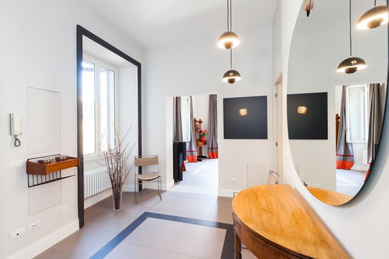 hall and living-room