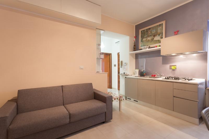 location appartement Rome Cour du