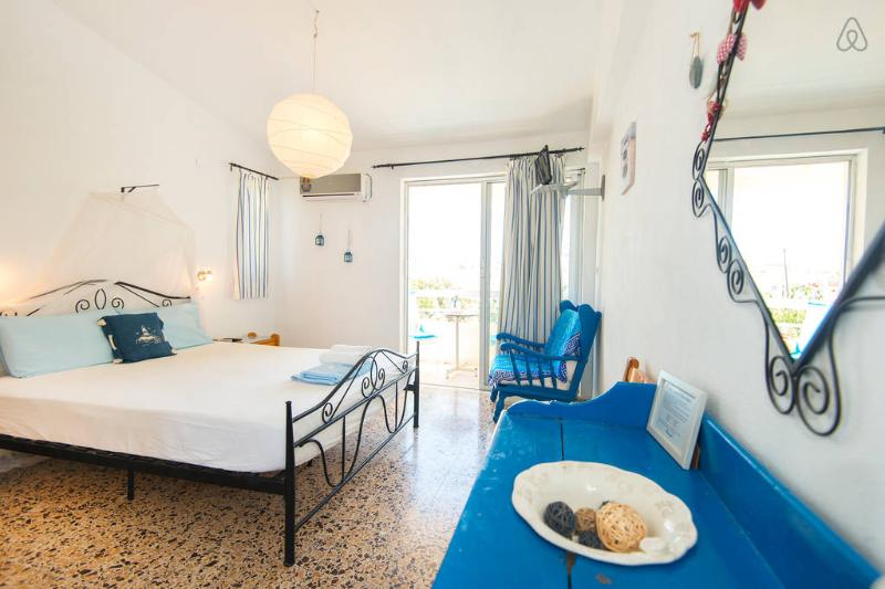 Romantic Studio  in ialisos traditional village!, holiday rental in Paradeisi