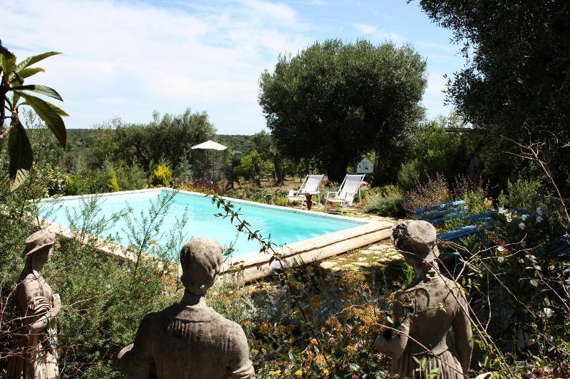 Landolhouse - Dépendance, holiday rental in Castellana Grotte