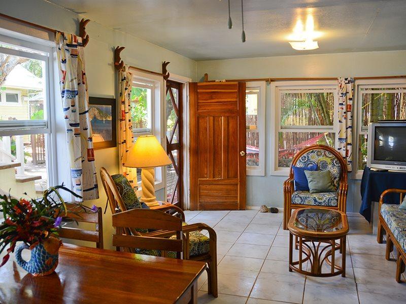 St. Mac's Garden Apartment, aluguéis de temporada em Flowers Bay