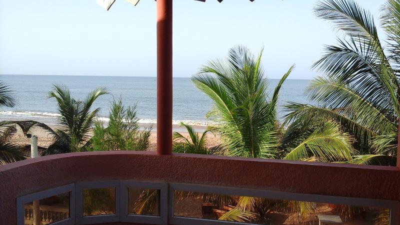situation exceptionnelle sur la plus belle plage de Saly