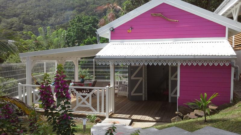 Residence CaZméti'C - affitto Alizés- bungalow