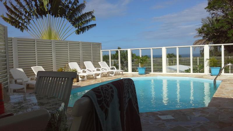 Résidence CaZméti'C - piscine location vacances vue mer  3 bungalows