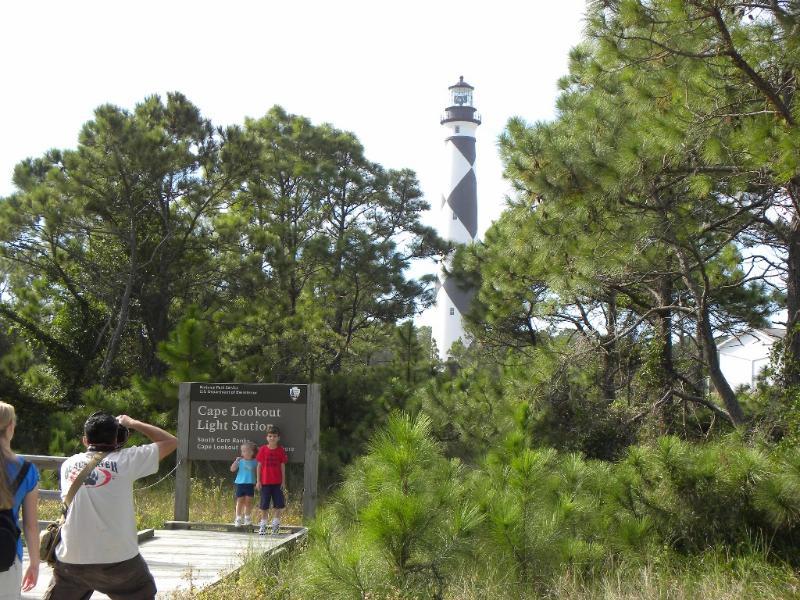 Cape Lookout Lighthouse......'Kodak moment'