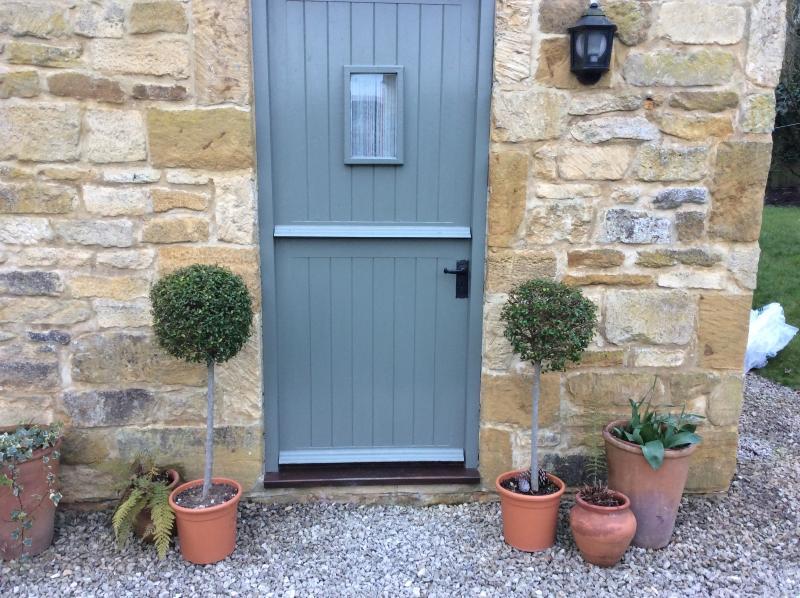 Alice'Loft front door