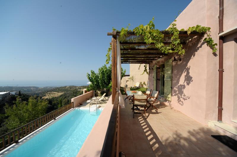 THIMONIES Villas - Villa Rodia, holiday rental in Prasies