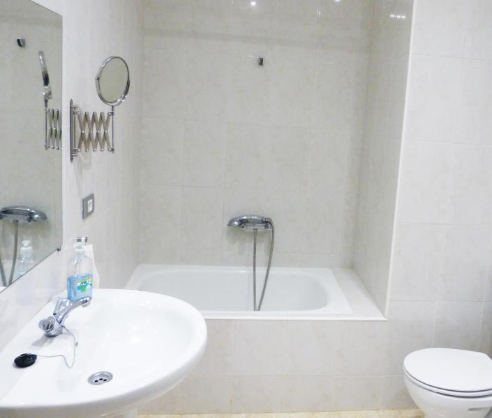Una ducha calentita para reparar...