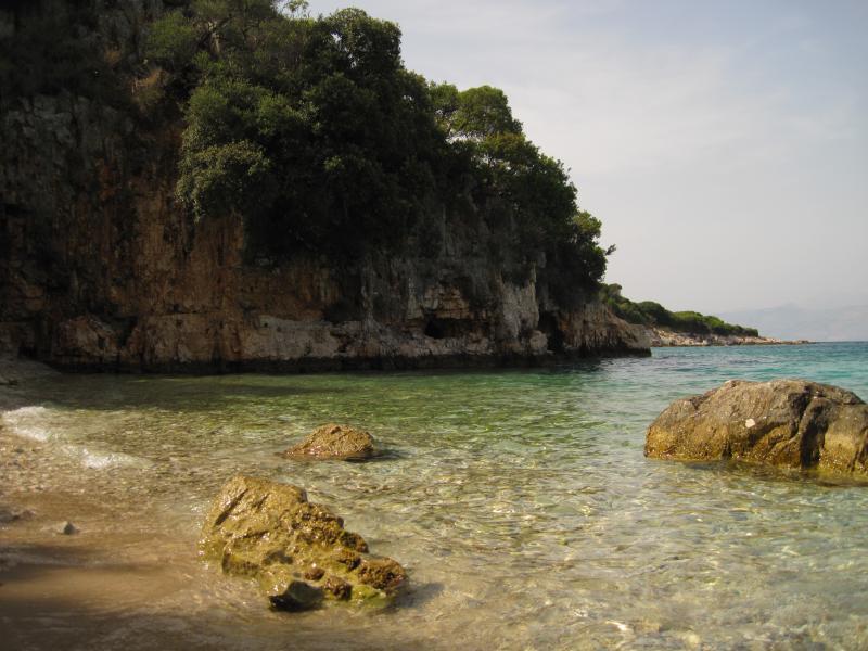 Saranda beach!