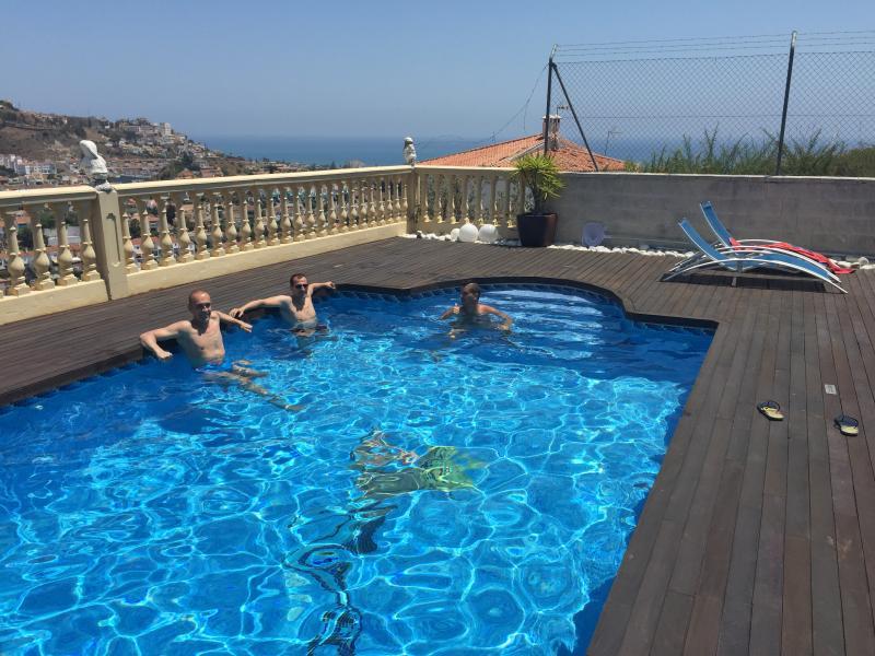 Fantastico chalet, vacation rental in Moclinejo