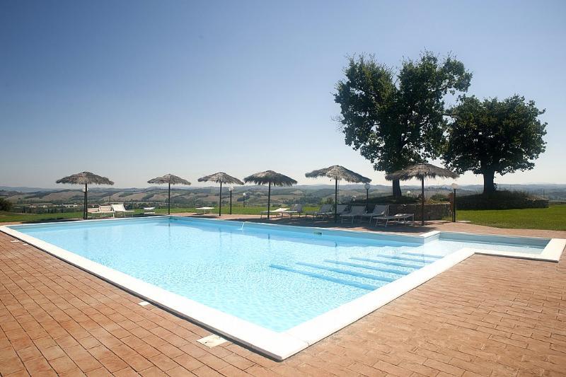 Villa Metallia, vacation rental in Buonconvento