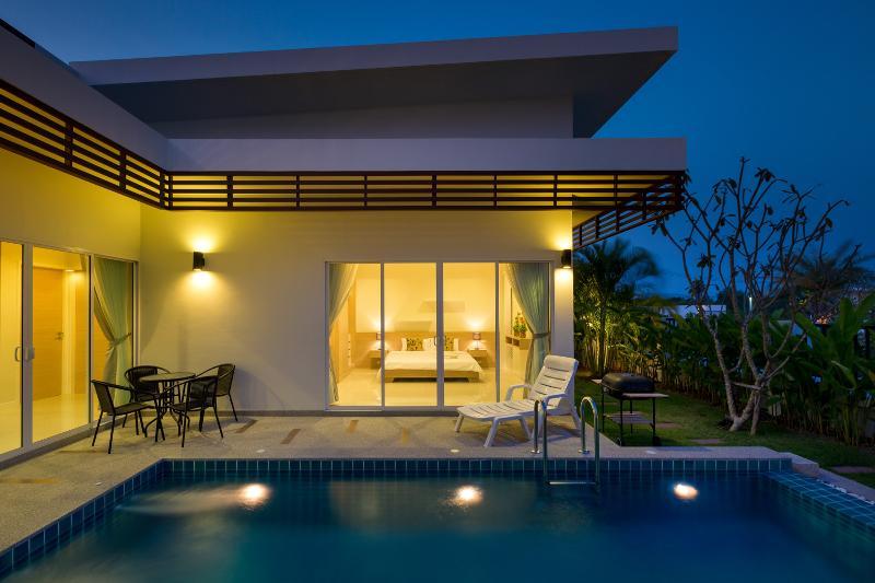 Sivana Gardens Pool Villa P25, holiday rental in Khao Tao