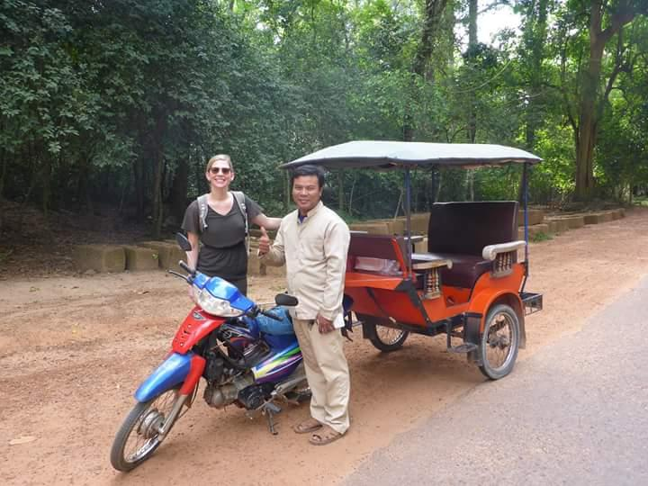 TukTuk Transportation Services in Siem Reap, location de vacances à Province de Siem Reap