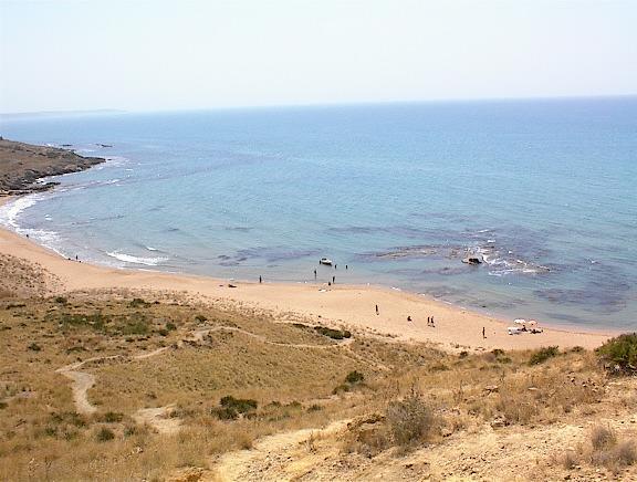 Spiaggia delle Solette, vera oasi di pace, paradiso di suoni, colori e biodiversità