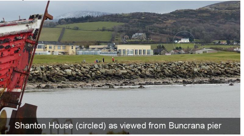 Shanton House, holiday rental in County Donegal