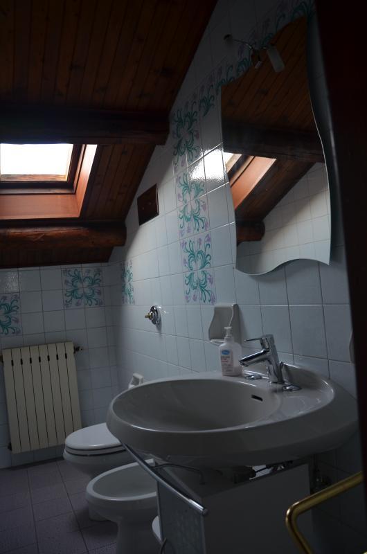 bagno secondo piano