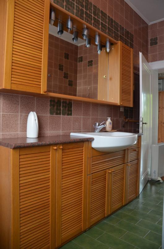 bagno padronale vasca e doccia