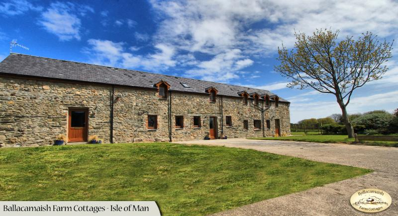 Harvest Cottage, Ballacamaish Farm, Andreas,  Isle of Man IM7 3EJ, vacation rental in Andreas
