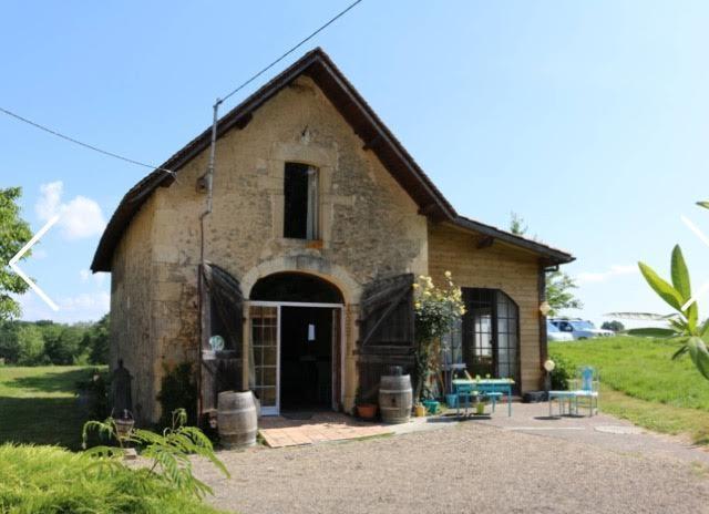 Façade gîte Poyartin - Ancienne bergerie napoléoniènne - Proche Dax et des thermes de Préchacq.