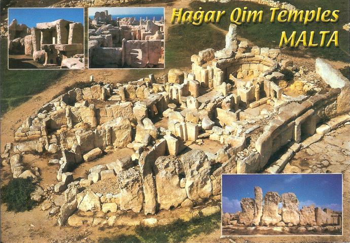Hagar Qim Temples, 5mins away from the farmhouse