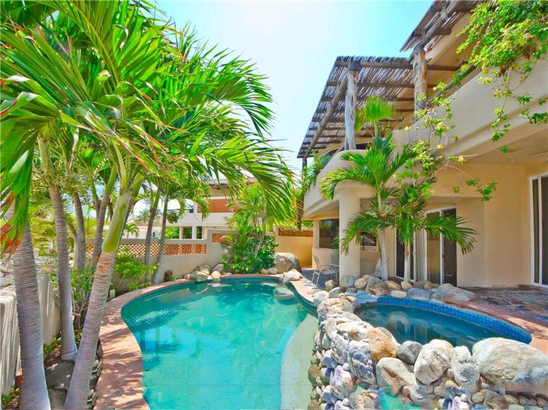 Inviting Private Retreat in Pedregal with Pool & Ocean Views - Villa Ballena, holiday rental in Cabo San Lucas