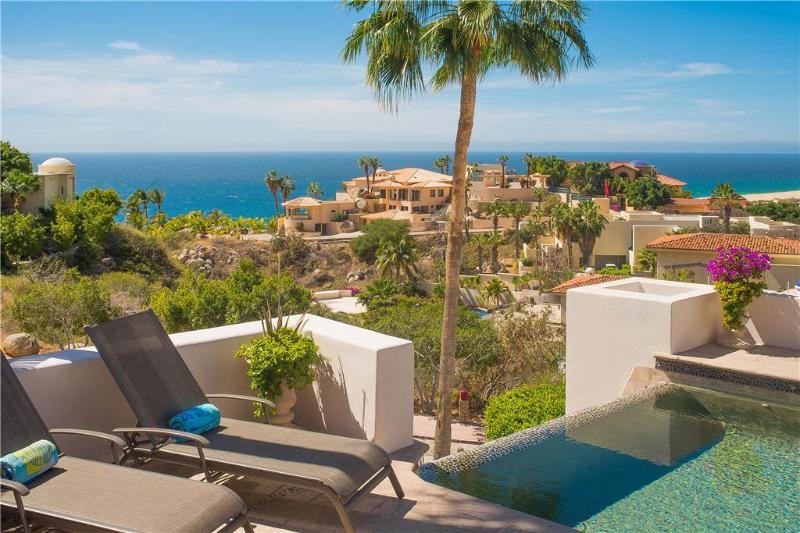 Hillside Villa with Gorgeous Ocean Views at  Villa Del Sol!, holiday rental in Cabo San Lucas