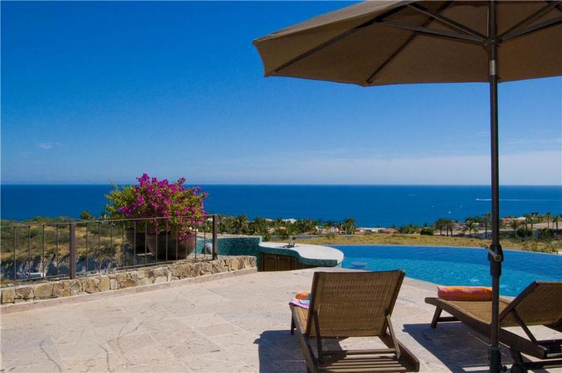 Villa Near Los Cabos' Best Surfing Beaches: Villa Vista Del Mar 4 BR!, holiday rental in Los Cabos