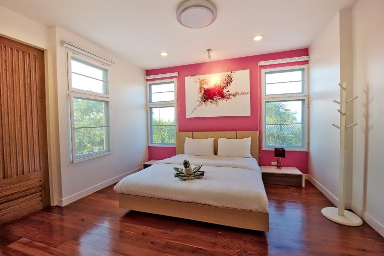 Bedroom on 2nd floor