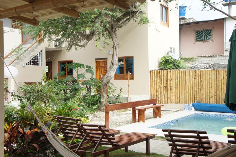 Rincón d'Olón Boutique Hotel & Spa - Luxury Room with 1 Queen bed, location de vacances à Ayampe