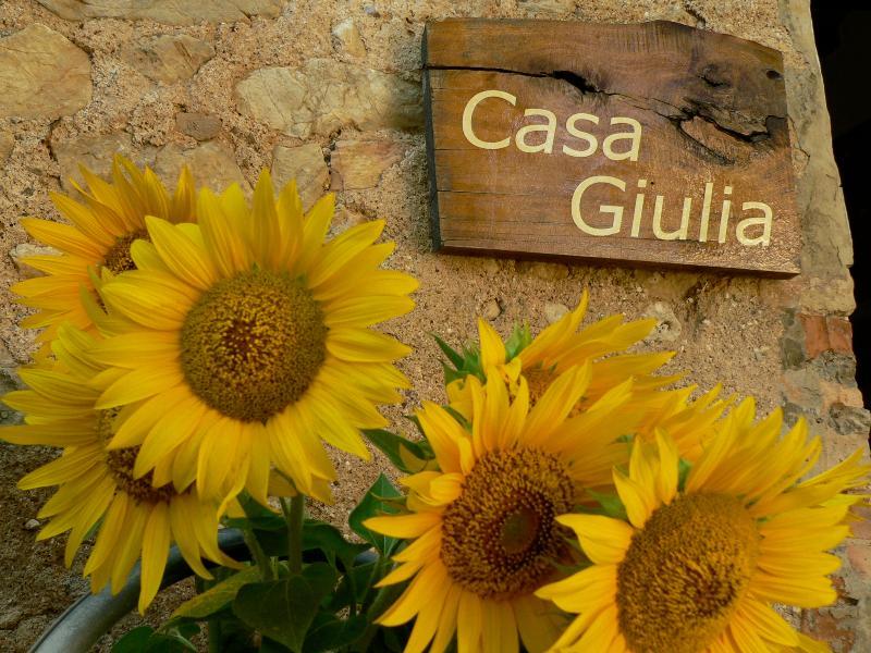 Welcome to Casa Giulia!