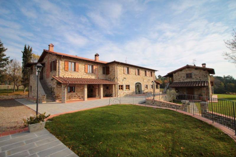 QUATA TUSCANY COUNTRY HOUSE FALTERONA, holiday rental in Stia