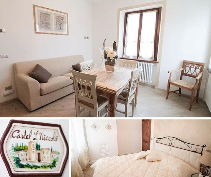 QUATA TUSCANY COUNTRY HOUSE CASTEL SAN NICCOLO', casa vacanza a Castel San Niccolo