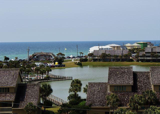 Prachtig uitzicht op de Golf!