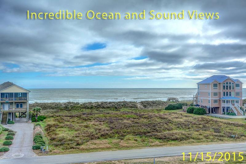 Great Ocean and Sound views