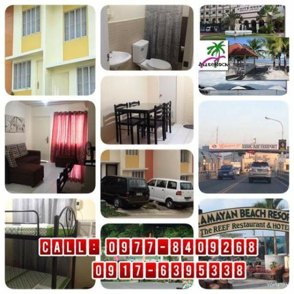 SUBIC HOUSE for RENT