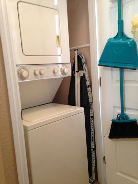 Ensuite Laundry, Ironing Board, Iron