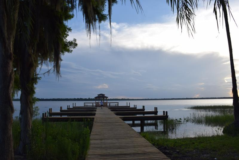 Lake Access. Dock with Gazebo only for Lake Marion Resort residents/visitors.