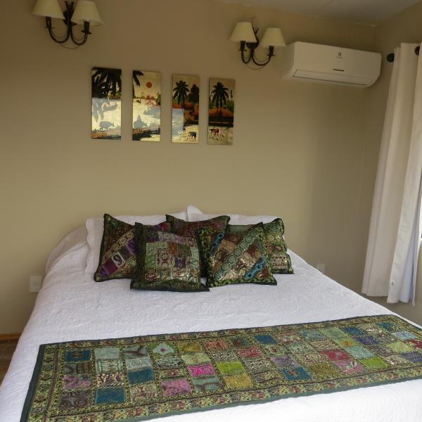 Dormitorio matrimonial - somier tamaño queen