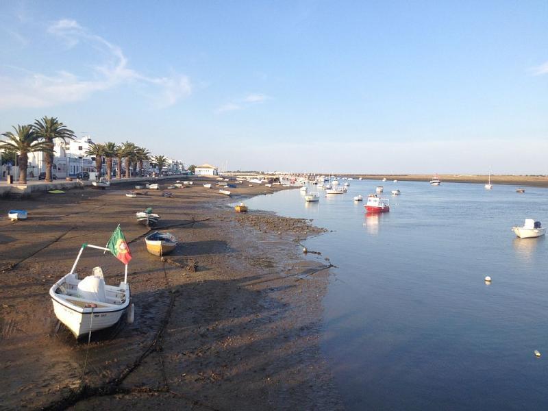 Le sympathique village de pêcheurs.