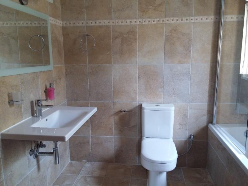 Bathroom with high quality standards