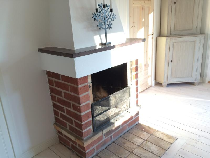 Fireplace (firewood included in rent)