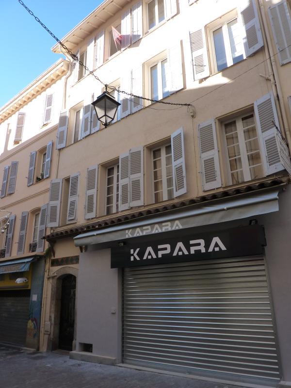 façade de l'immeuble entièrement restauré