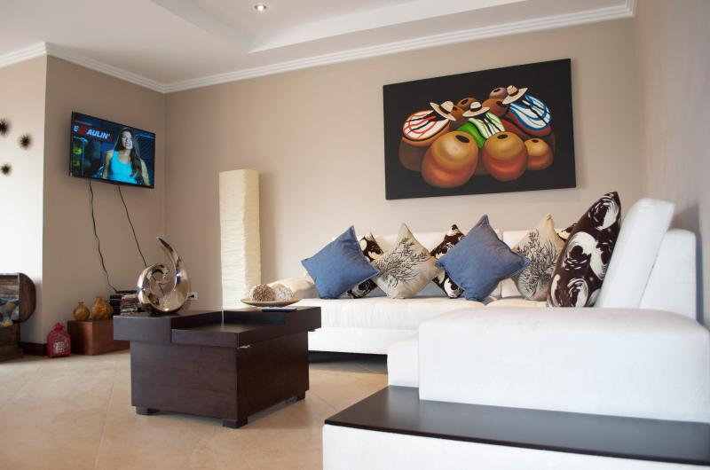 beautiful living room .Hermosa  sala