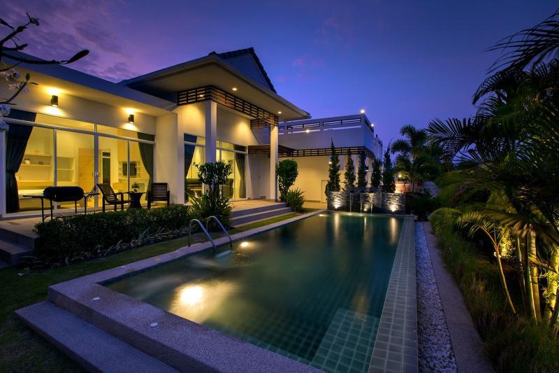 Sivana Gardens Pool Villa - P9, holiday rental in Khao Tao