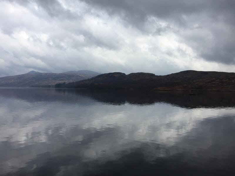 Loch Katrine from Stronachlacher